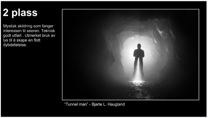 2. plass Tunnel