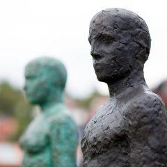 Skulpturer i Os kommune